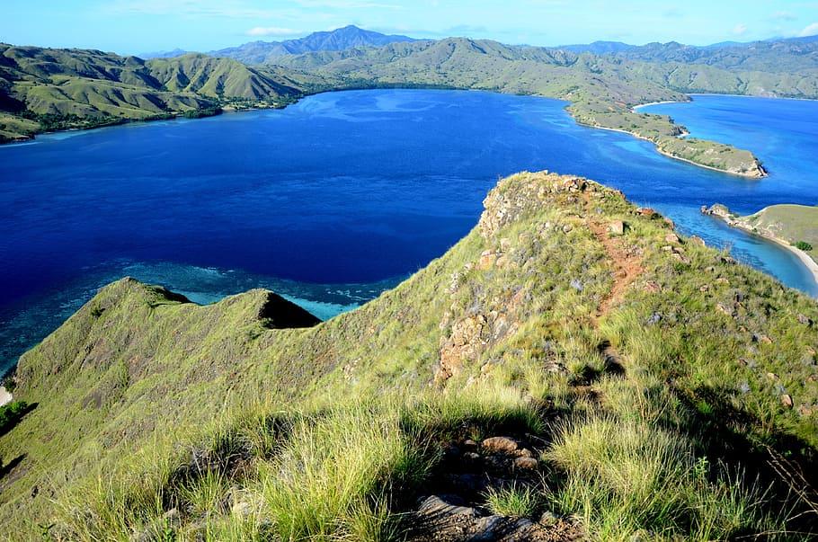 Sano Nggoang Lake, Tourist attraction in Flores