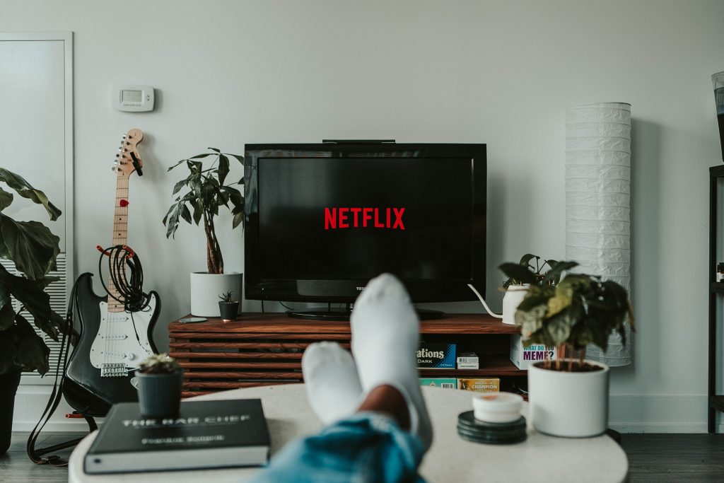 Travel movies and series on Netflix