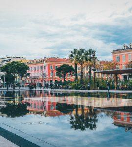 Nice in France