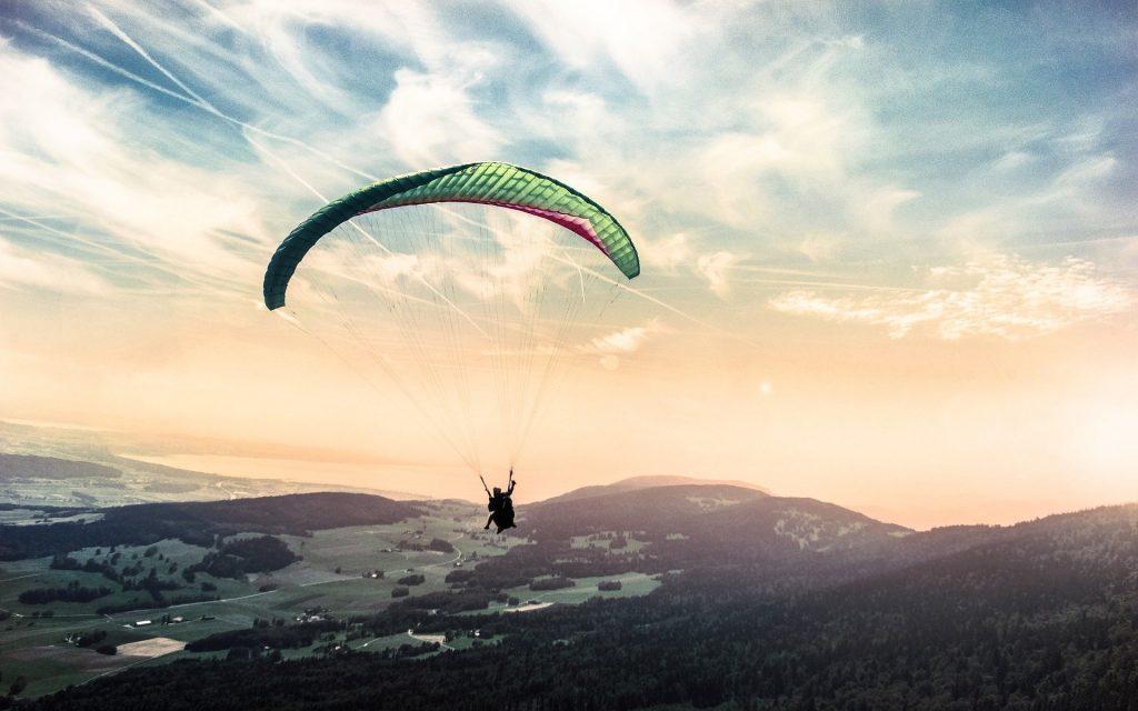 Paragliding in Near Mumbai for 02 Days