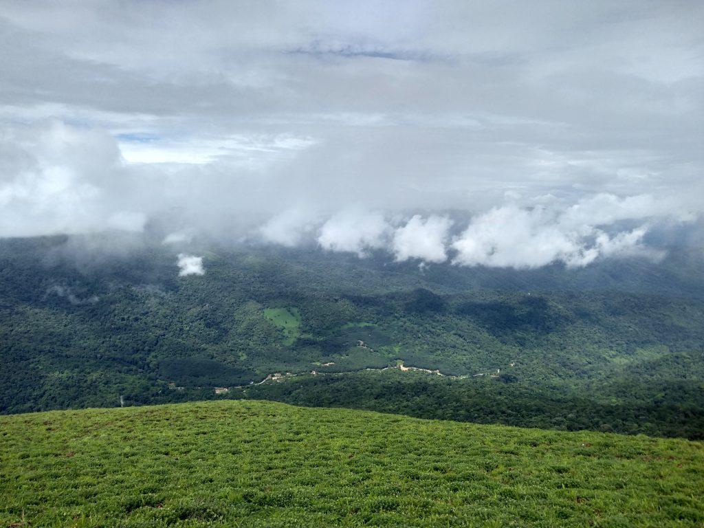 Nishani Motte Trekking