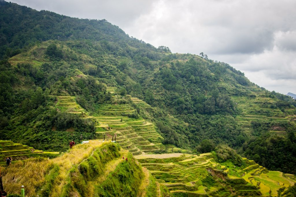 Banaue Rice Terraces INSTAGRAMMABLE PLACES IN PHILIPPINES