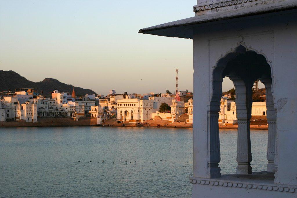 The Sacred City of Pushkar