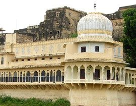 Phool Mahal Palace in Kishangarh