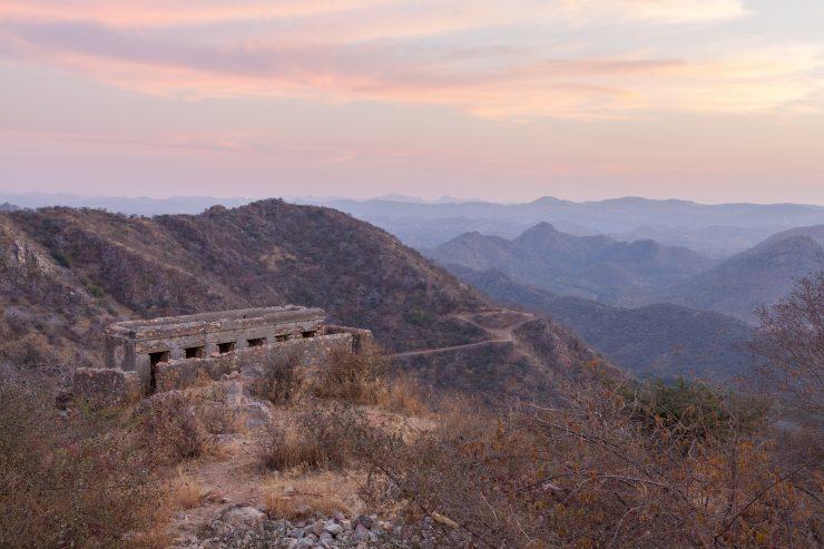 Udaipur in Rajasthan, India