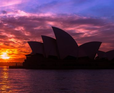 Australia-Sydney-Opera House