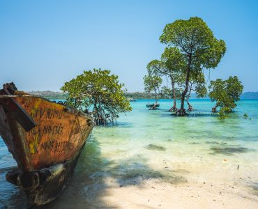 A beautiful click of Andaman