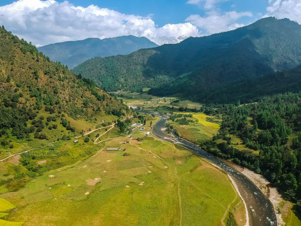 A picture of natural beauty in Arunachal Pradesh