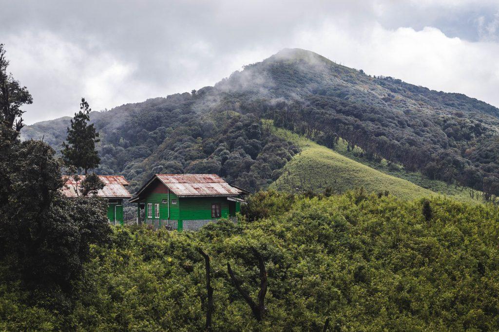 Nagaland during winter.