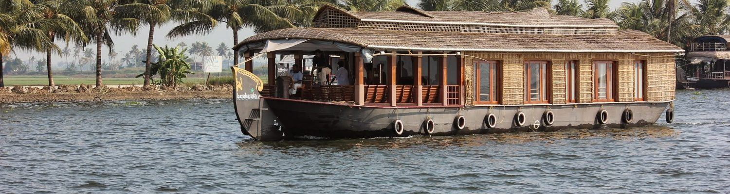 Cochin to Alleppey through backwaters