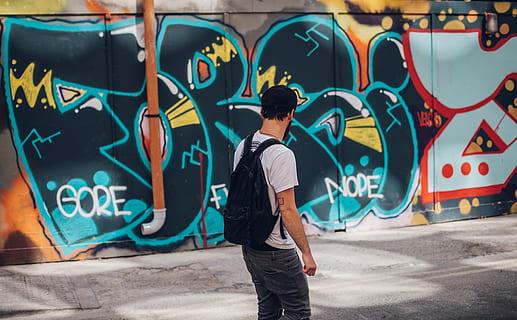 Tbilisi's Stunning Street Art