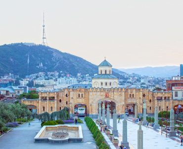 Tbilisi's Iconic Soviet Architecture