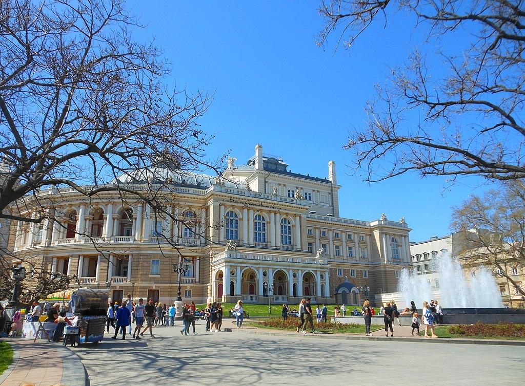 Zaporizka Square:places to visit in Zaporizhia