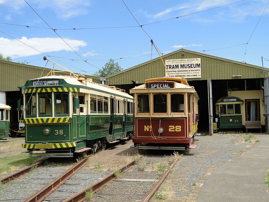 Ballarat Tram Museum