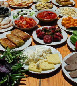 Baku food