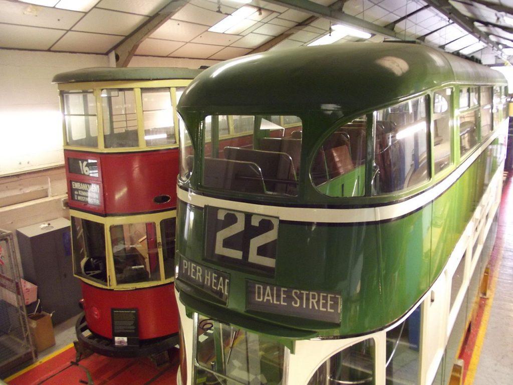 National Tramway Museum, Matlock