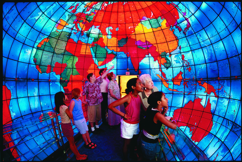 The Mapparium