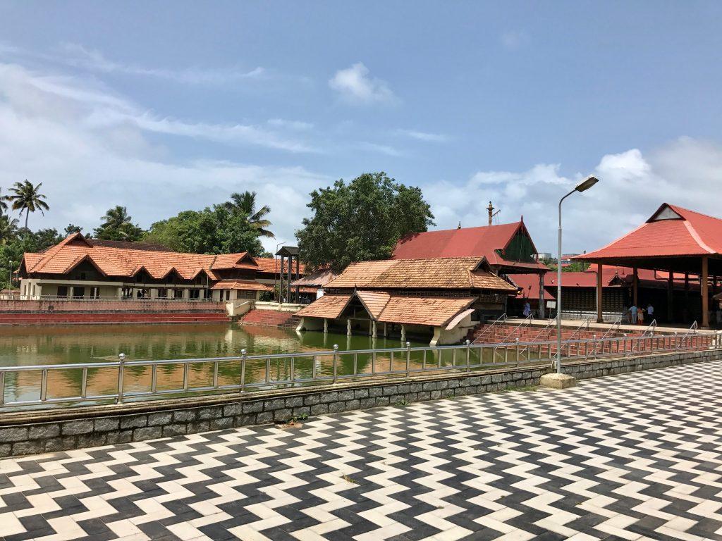 A beautiful view of Ambalappuzha Sree Krishna Temple