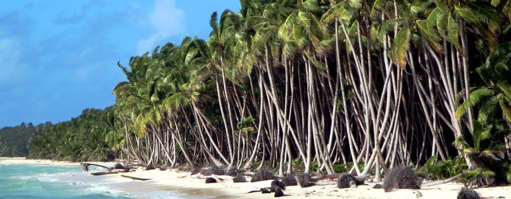 Cocos island in Australia