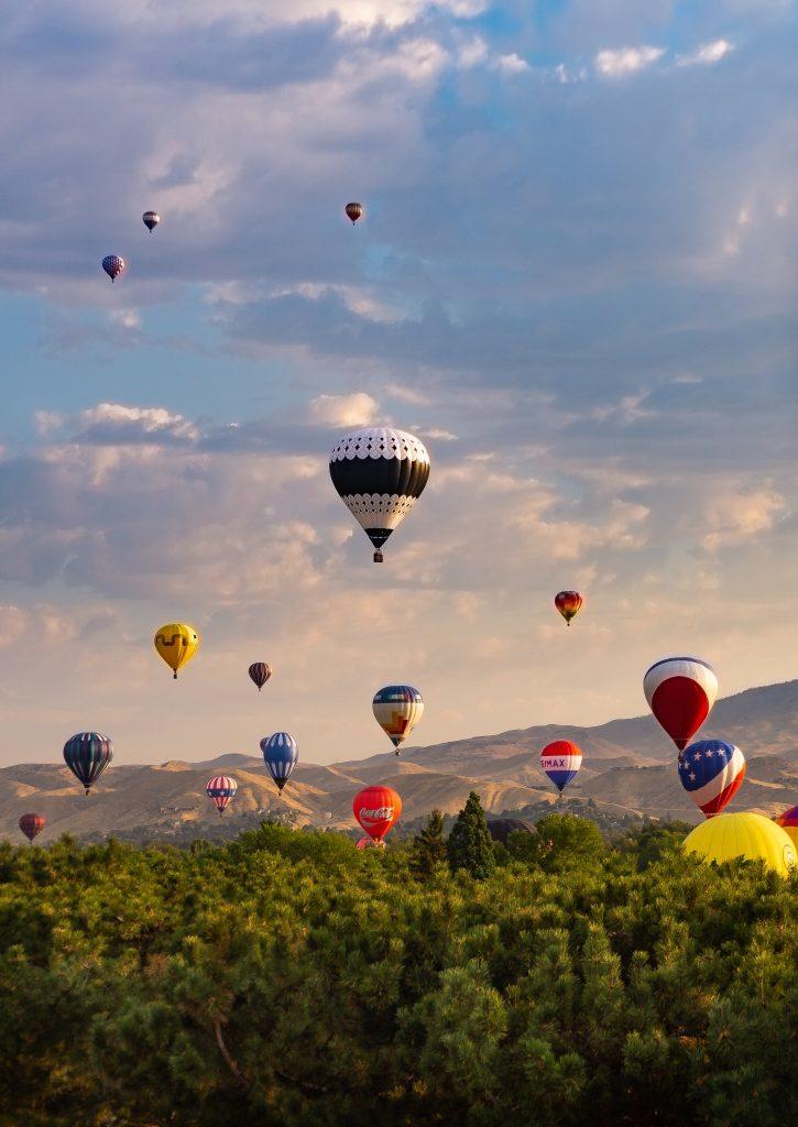 Adventure Balloon flights
