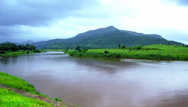 Karjat Ulhas River