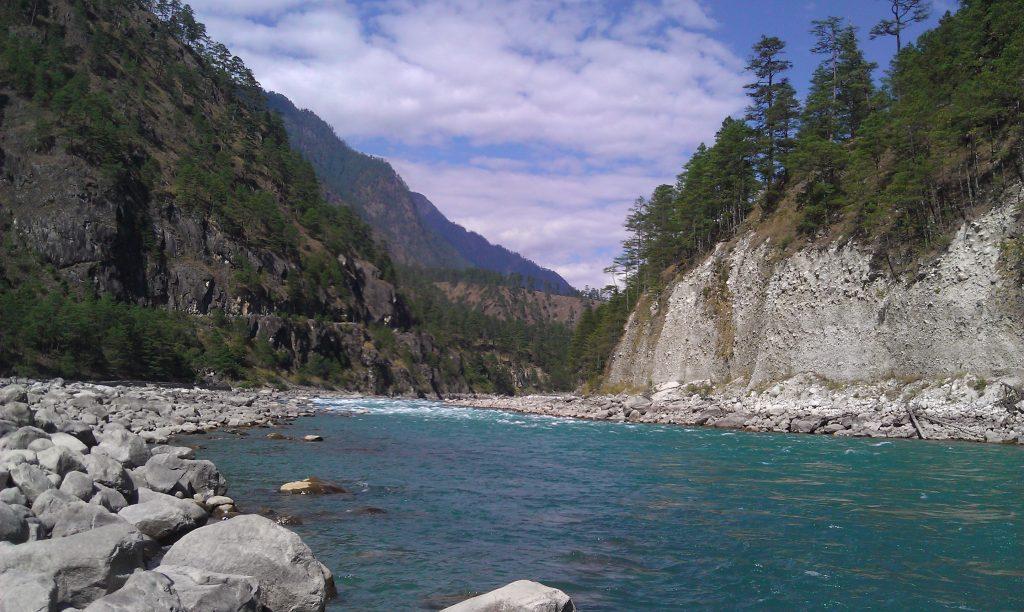 Arunachal Pradesh in India