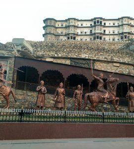 Haldighati in Udaipur