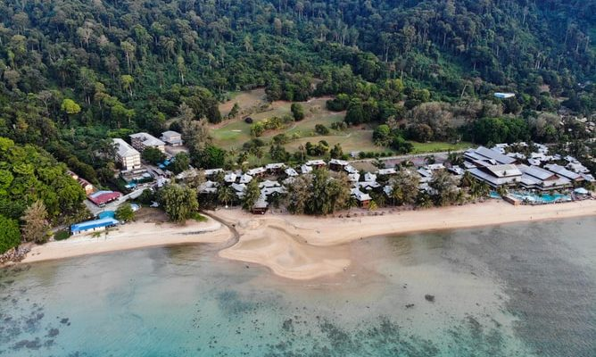 Best beach resorts in Malaysia