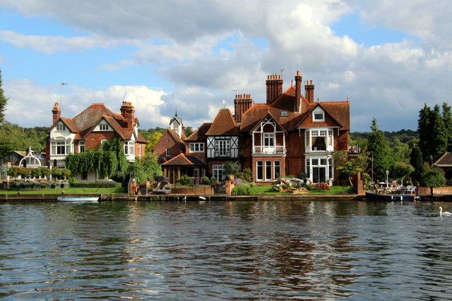River Thames, Marlow, Buckinghamshire