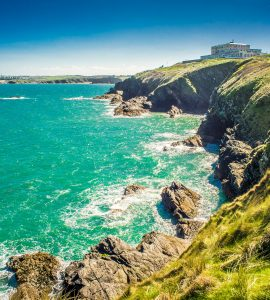 Coast of Newquay