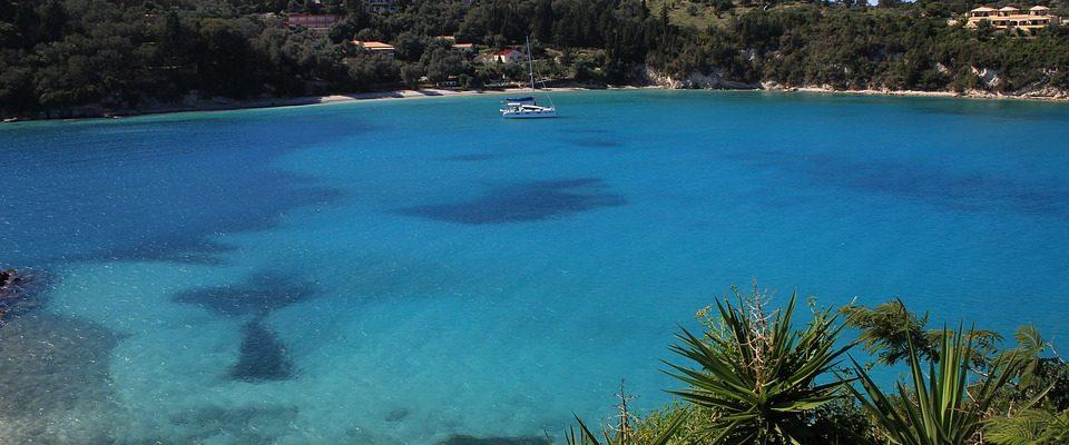 Paxos Island
