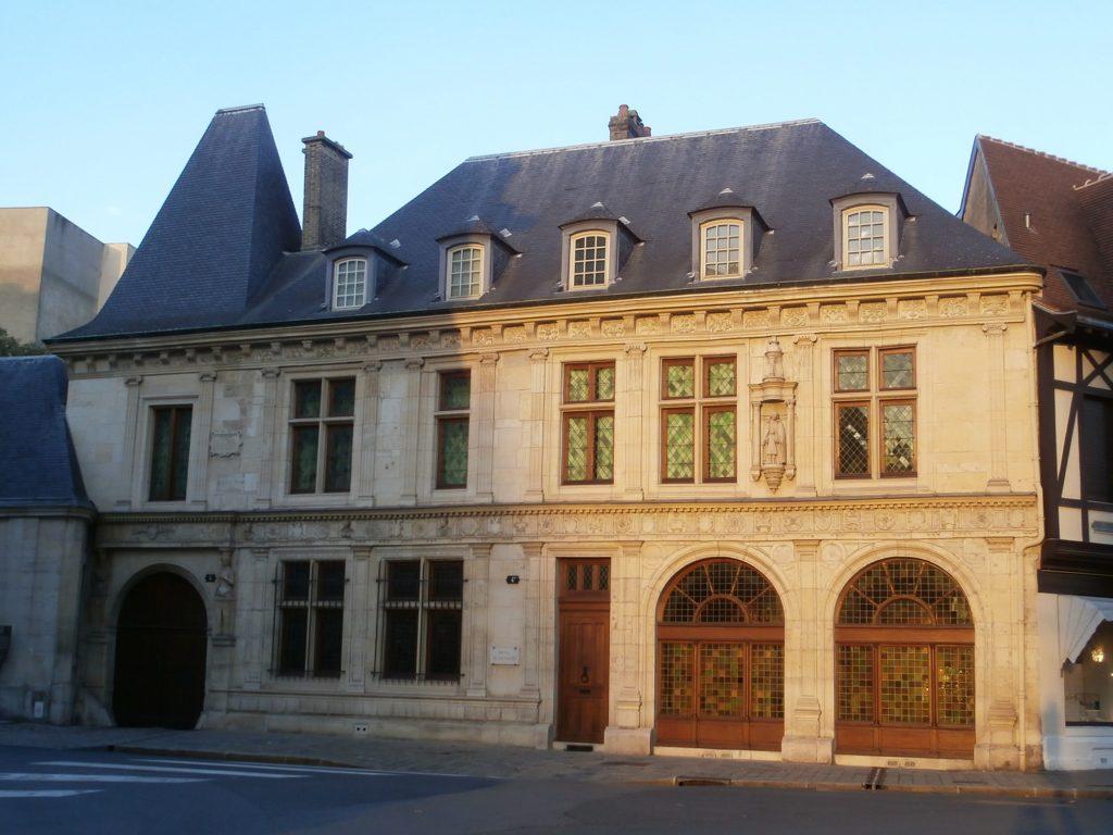 Hotel de La Salle a Reims