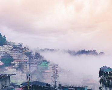 Gangtok in Sikkim