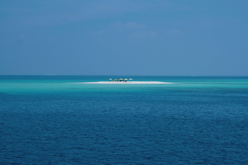 Male Island in the Maldives