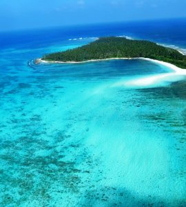 A beautiful click of Lakshadweep