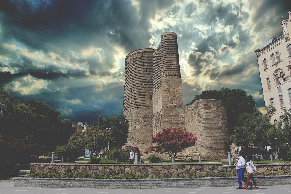 Baku Architecture