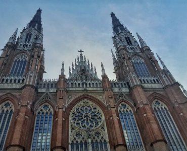 A stunning click of Catedral de La Plata