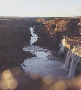 waterfalls in arizona