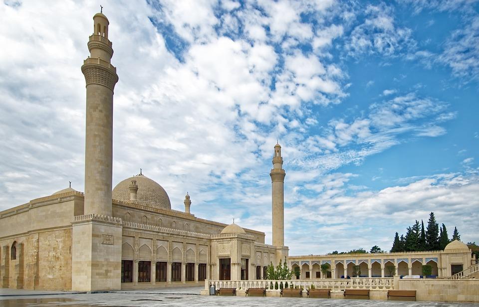 Mosque in Azerbaijan