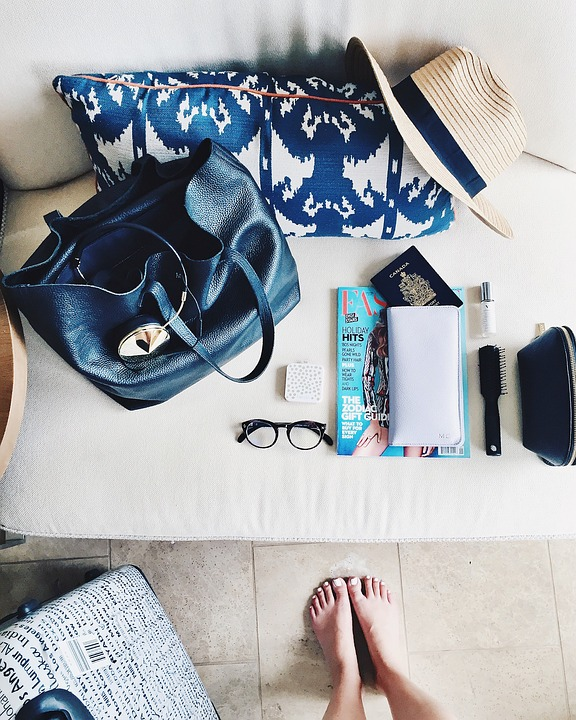 Things to pack during your trip