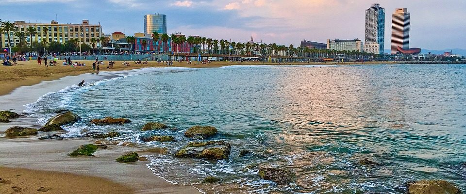 Beaches of Madrid