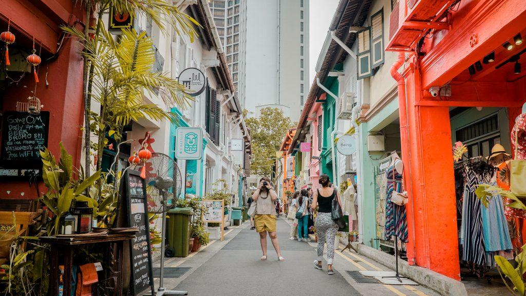 Explore the vibrant city