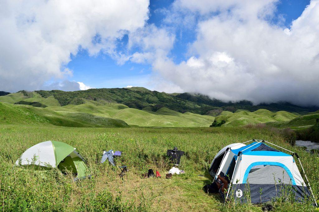 outdoor camps