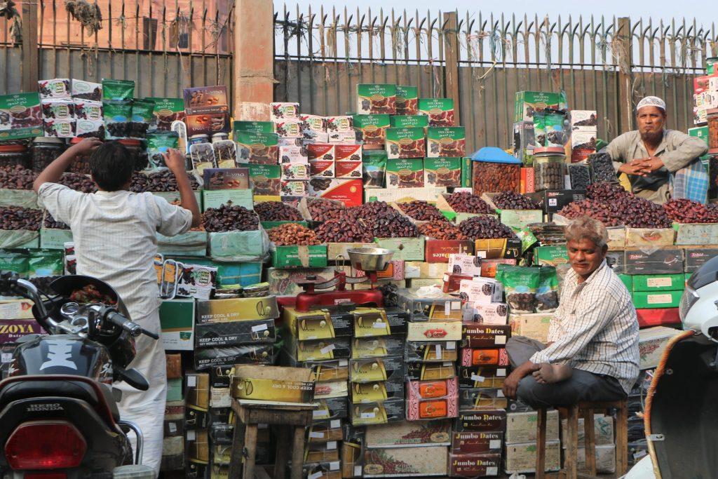 markets in Chandni chowk