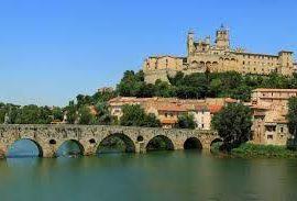 Béziers France Bridge