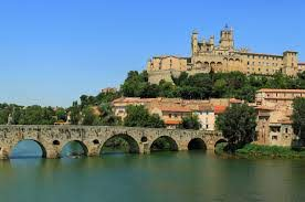 Béziers France Bridge