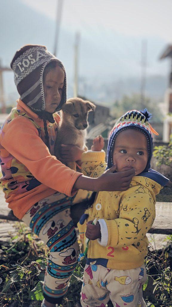 Tribal people in Arunachal Pradesh