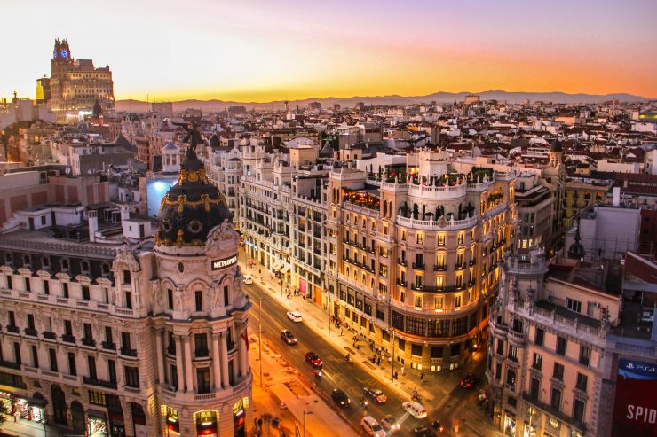 Best 15 places to visit in Madrid
