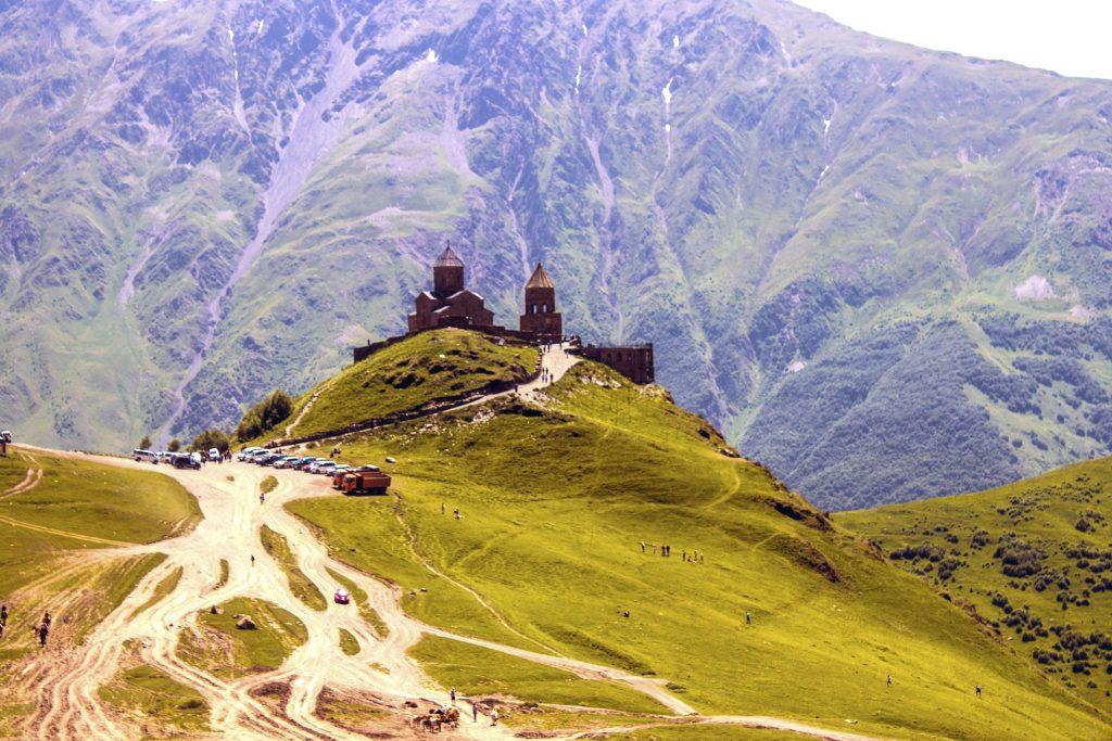 Mt. Kazbegi