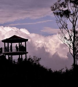 Pagoda Point in Yercaud